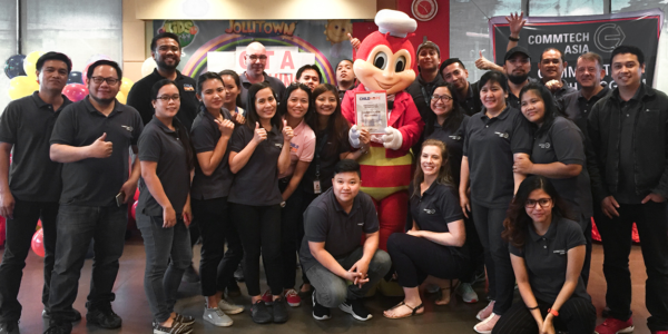 Empowering lives in the season of giving MAIN - Commtech Asia